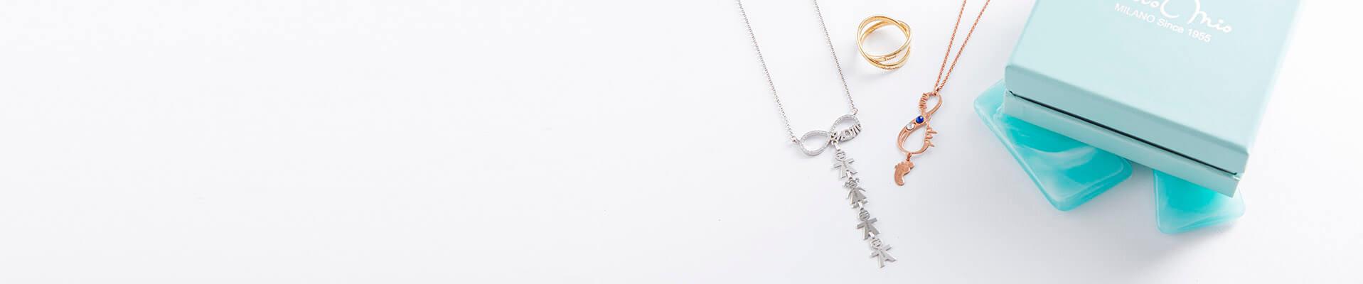 infinity jewelry web banner