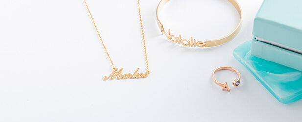 name jewelry mobile banner