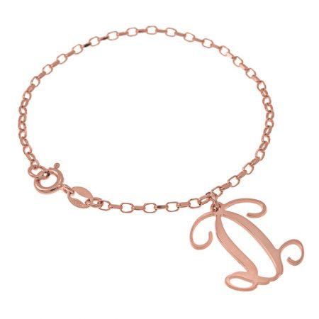 Bracelet avec Monogramme Flottant