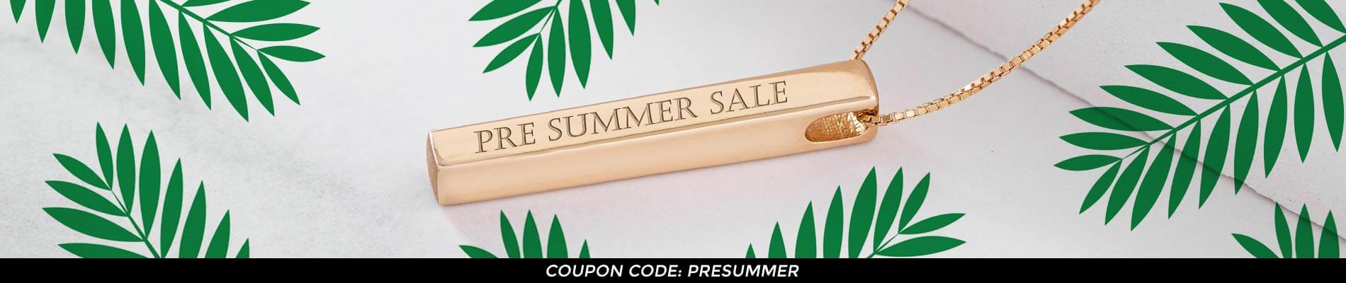 Pre Summer Sale 10.06 Top banner desktop