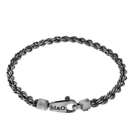 Bracelet en Corde Matte pour Hommes