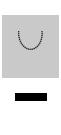necklace 50cm icon